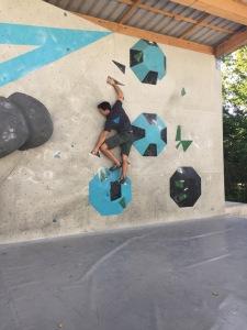 Boulderwelt Ost