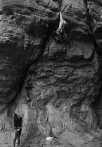 trad climbing araps
